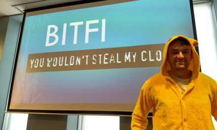 Bitfi – You Wouldn't Steal My Cloins by Andrew Tierney (@cybergibbons) from Pen Test Partners (@PenTestPartners)