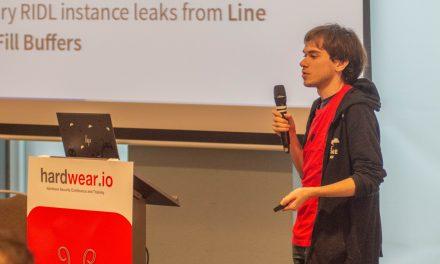 RIDLed with CPU bugs | Alyssa Milburn & Stephan van Schaik
